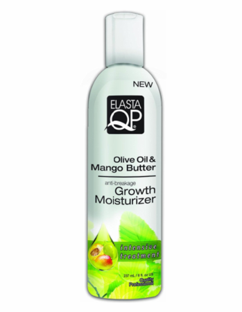 Elasta QP Olive Oil Mango Butter Anti-Breakage Growth Moisturizer 8oz