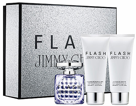 Flash By Jimmy Choo For Women 3 Piece Fragrance Gift Set 2018