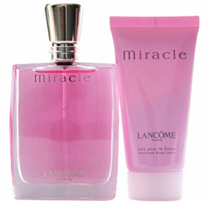 Miracle By Lancome For Women 2 Piece Fragrance Gift Set 2018