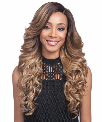 Bobbi Boss Tabia Lace Front Wig Synthetic