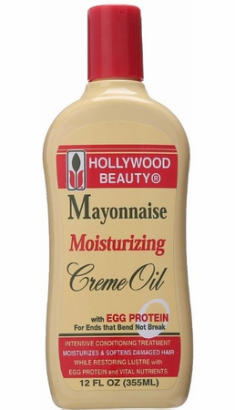 Hollywood Beauty Mayonnaise Moisturizing Creme 12 oz