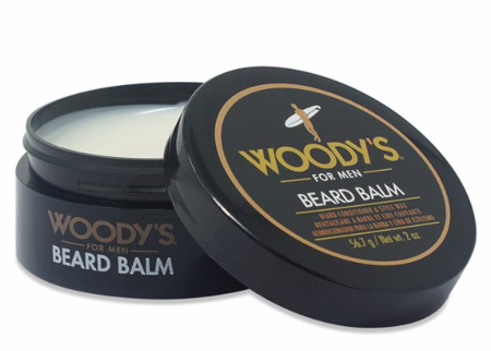 Woody's Quality Grooming For Men Beard Balm 2 oz