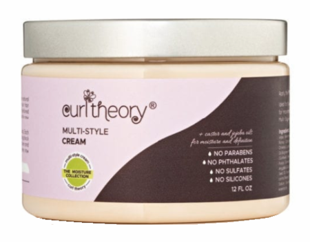 Curl Theory Multi-Style Hair Cream 12 oz