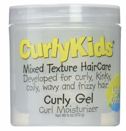 Curly Kids Curly Gel Moisturizer 6 oz