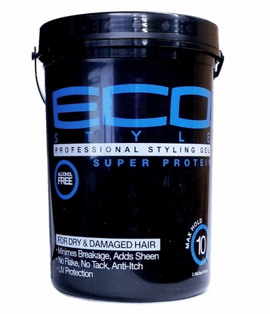 Eco Style Super Protein Styling Gel 80 oz