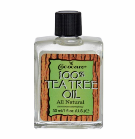 Cococare 100% Tea Tree Oil 1oz