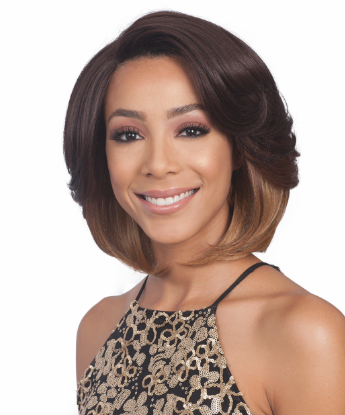Bobbi Boss Shadow Lace Front Wig Synthetic