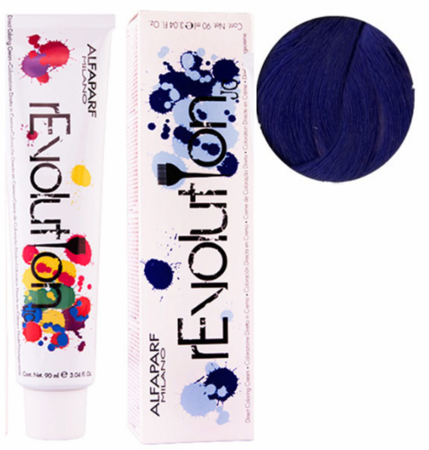 Alfaparf Milano Revolution JC Direct Coloring Hair Cream Tru Blue 3.04 oz 2019