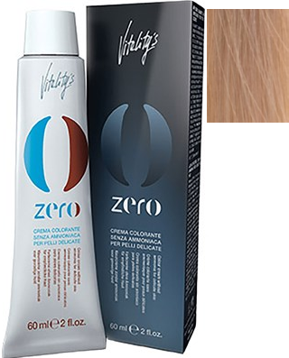 Vitalitys Zero Permanent Cream Hair Color 9/13 Blonde Super Light Ash Golden 2.0 oz 2019