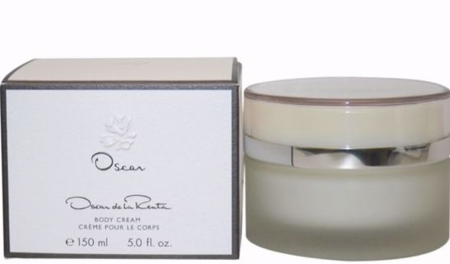 Oscar by Oscar De La Renta Fragrance for Women Body Cream 5.0 oz 2019