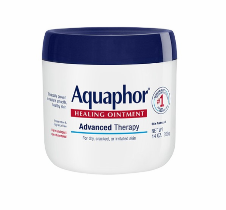Aquaphor Healing Ointment Advanced Therapy Skin Protectant 14 oz