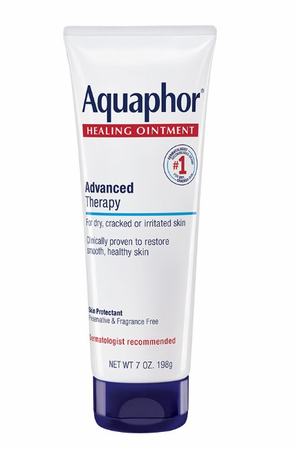 Aquaphor Healing Ointment Advanced Therapy Skin Protectant 7 oz Tube