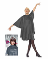 Cricket Forte Haircutting Cape (Slate) - Water Resistant
