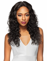 Outre Simply Brazilian Natural Body 4 x 4 Swiss Lace Front Wig Human Hair