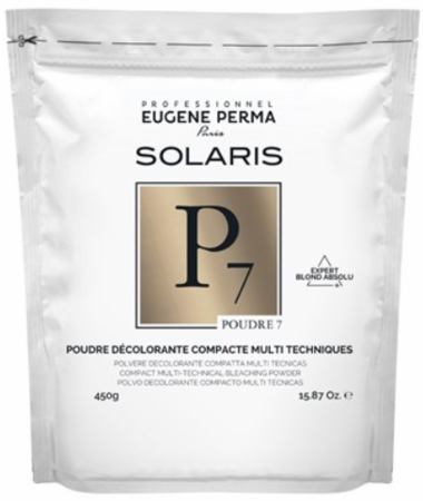 Eugene Perma Solaris Poudr7 Compact Intensive Bleaching Powder 15.87 oz 2019