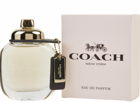 Coach New York by Coach Fragrance for Women Eau de Parfum Spray 1.7 oz 2018