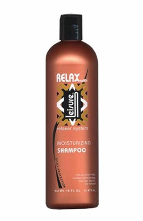 Relax With Leisure Moisturizing Conditioner 16 oz
