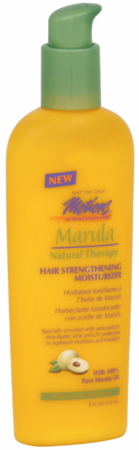 Motions At Home Salon Care Hair Strengthening Moisturizer Marula Natural Therapy 8oz