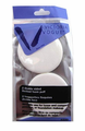 Victoria Vogue 220 Double Sided Flocked Foam Puffs 2 Count