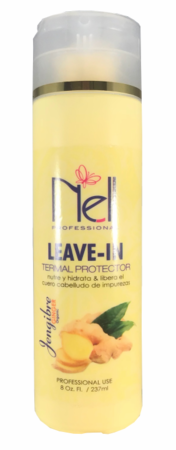 Nell Professional Leave-In Thermal Protector with Ginger 8 oz