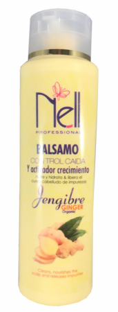 Nell Balsam with Ginger for Hair Loss Control 16 oz