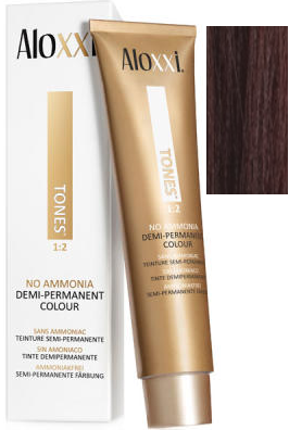 Aloxxi Tones Hair Color 4RK Positano Perfecto 2 oz 2019