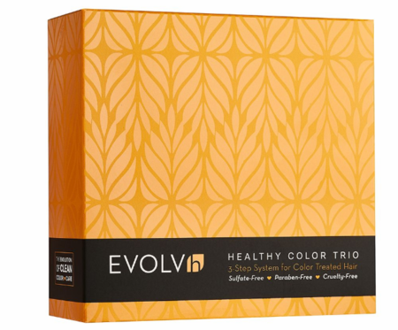 EVOLVh Healthy Color Trio 3 Step System for Color Treated Hair