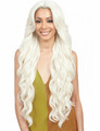 Bobbi Boss Premium Aubrey Swiss Lace Front Wig Synthetic