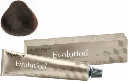 Alfaparf Milano Evolution of the Color Cube 3D Tech Hair Color 7.3 Medium Golden Blonde 2 oz 2019