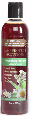 Morning Glory Sienna Red Gro Protect Solution 8 oz DISC