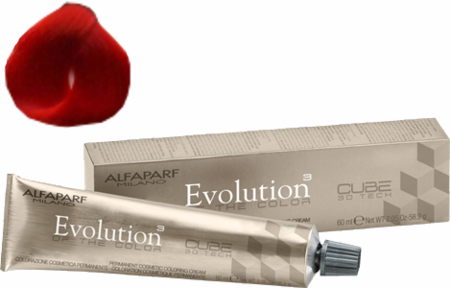 Alfaparf Milano Evolution of the Color Cube 3D Red Booster 2 oz