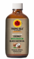 Tropic Isle Living Jamaican Coconut Black Castor Oil 4 oz