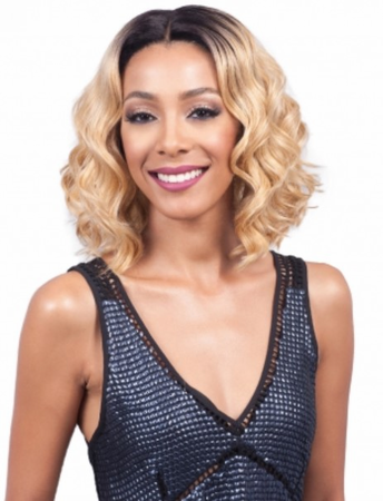 Bobbi Boss Chrissy Lace Front Wig Synthetic