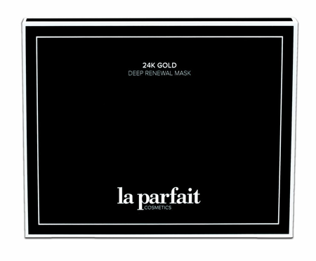 la Parfait 24K Gold Deep Renewal Mask