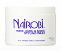 Nairobi Wave And Curl & Shine Styling Waxx 4 oz