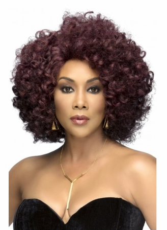 Vivica A Fox Roots Lace Front Wig Synthetic