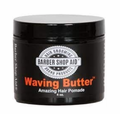 Barber Shop Aid Waving Butter Hair Pomade 4 oz