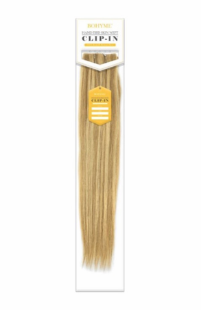 Bohyme Hand-Tied Skin Weft Clip-in 18
