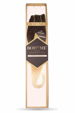 Bohyme 7 Piece Clip-In Silky Straight 14