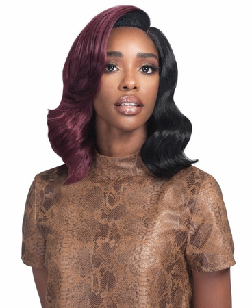 Bobbi Boss Perla Lace Front Wig Synthetic