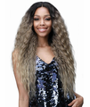 Bobbi Boss Premium Lyrica Swiss Lace Front Wig Synthetic New 2019