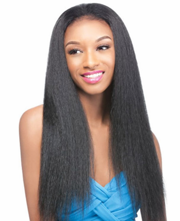 Outre Quick Weave Annie Half Wig Synthetic