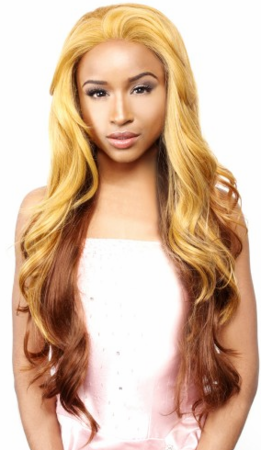 R&B Collection Biz Lace Front Wig Synthetic