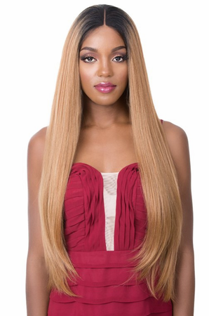 It's a Wig Barbie Frontal 360 Lace Wig Human Hair Blend