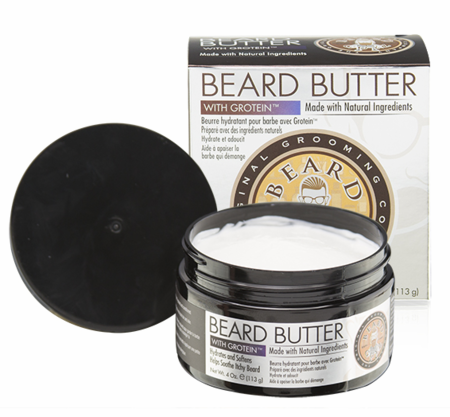 Beard Guyz Beard Butter with Grotein 20 4 oz