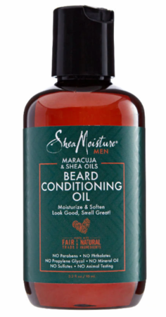 Shea Moisture Men's Grooming Beard Conditioning Oil 3.2 oz
