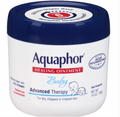 Aquaphor Healing Ointment Baby Advanced Therapy Skin Protectant 14 oz Jar