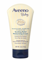 Aveeno Baby Soothing Relief Moisturizing Cream with Natural Oat Complex 5 oz