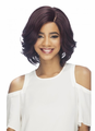 Vivica A Fox Clemence Swiss Lace Front Wig Synthetic New 2019