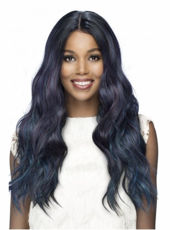 Vivica A Fox Eunice Swiss Lace Front Wig Synthetic New 2019